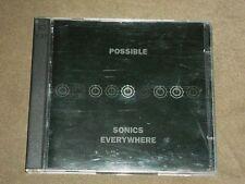 Possible - Sonics Everywhere Dbl CD Scorn Ambush