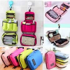 Hanging Toiletry Bag Large Kit Folding Makeup Organizer for Men   Women  Travel eed23a3c11e78