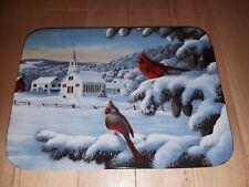 Bradford Exchange Dawn's Early Light Wilhelm Goebel A Country Wonderland Plate