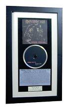 BUNNY WAILER Blackheart Man CLASSIC CD Album QUALITY FRAMED+EXPRESS GLOBAL SHIP