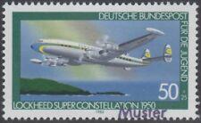 Specimen, Germany ScB571 Aviation, Plane, Lockheed Super Constellation (1950)