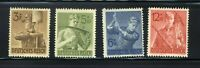 1943 Germany Nazi STAMP Third Reich Labor Service Corpsmen Swastika Deutsch MNH