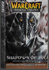 Warcraft Sunwell Trilogy Manga Vol 2: Shadows of Ice by Knaak & Kim PB 2006