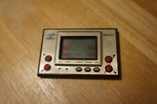 Nintendo Game & Watch Manhole Handheld Electronic Gold Wide Screen MN-06 1981