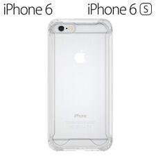 Funda Gel TPU Transparente Antigolpes Premium para iPhone 6 - 6S