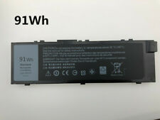 91Wh MFKVP Battery For Dell Precision 15 7510 7520 17 7710 7720 M7510 M7710 New