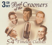 Best of the Crooners - Various Artists  *** BRAND NEW 3CD BOX SET ***
