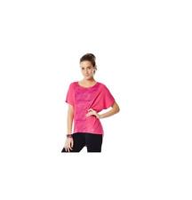 Zumba Women's Fitness Peep My Burnout Tee - XS/S - Z1T00685 X01