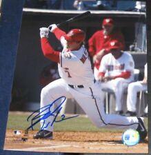 Brad Wilkerson Washington Nationals SIGNED Autographed PHOTO FILE 8x10 Baseball