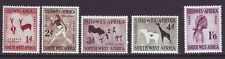 South West Africa 1960 SC 261-265 MH Set