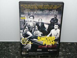 Sword Fish Sword Fish DVD R4 - GC