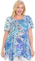 Peacock Graphics Soft n light One By One Print Sublimation MSRF-R261