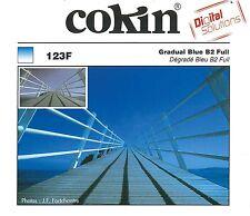 Cokin Gradual Azul B2 COMPLETO a123f Filtro Cuadrado