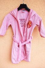 """Barbie"" v. Mattel, rosa Bademantel, f. kl. Prinzessin, Gr. 98-104 , gebraucht"