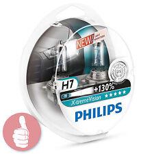 2 x Philips H7 X-tremeVision bis zu +130% mehr Helligkeit 12V 55W PX26d