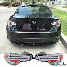 2013-2017 Clear Lens Led Taillight For Scion FRS Subaru BRZ GT86 Tail Light