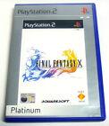 FINAL FANTASY X 10 - PS2 PLAYSTATION -711719468820- MODENA