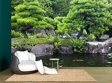 Nature Trees Japan Forest Gardens Wall Mural Photo Wallpaper GIANT WALL DECOR