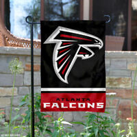Atlanta Falcons Garden Flag and Yard Banner