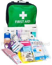 Astroturf Sports First Aid Kit in Green Incident Bag