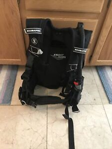 SCUBAPRO Knighthawk BCD with Air 2 Large Size