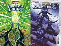 Marvel Comics Fantastic Four #23 Main + Pham Empyre Variant NM 9/02/2020