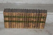 La Harpe - Lycée ou cours de littérature ancienne et moderne , 18/ 18 vol
