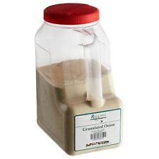 5 lb Bulk Supply Restaurant Diner Hotel Kitchen Granulated Dehydrated Onion