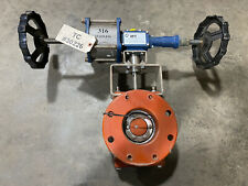 New ListingNew Morin b-015u-d000 Pneumatic-Hydraulic Rotary Actuator With Valve 160 Max Psi