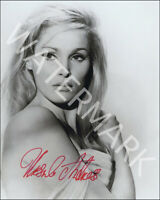 URSULA ANDRESS SIGNED 10X8 PHOTO, GREAT STUDIO IMAGE, LOOKS AWESOME FRAMED