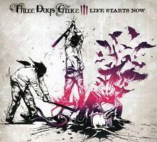 Three Days Grace - Life Starts Now [New CD]