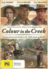 Colour In The Creek (DVD 2-Disc Set) Judy Morris Ray Meagher NEW/SEALED