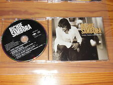 RICHIE SAMBORA - HARD TIMES COME EASY / 4 TRACK MAXI-CD 1998 MINT!
