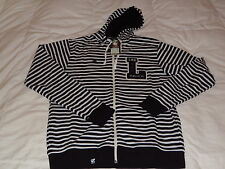 L-R-G Lifted Research Group LRG KNOCK HARD Zip Hoody Size XL