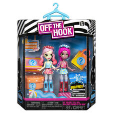 Off The Hook Style 10cm Dolls - Jenni and Vivian