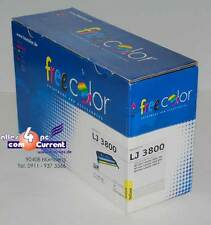 TONER LJ 3800 HP LaserJet 3800 DN DTN N Giallo Freecolor NUOVO # K