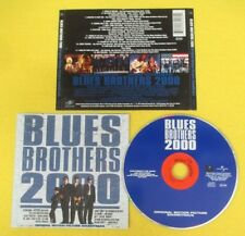 CD SOUNDTRACK BLUES BROTHERS 2000 Aretha Franklin Blues Traveler 1998 (OST8)