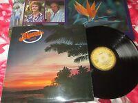 America - Harbor Warner Bros. Records K56351 + Poster + Inner UK Vinyl LP Album