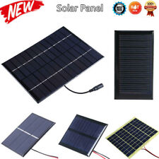 1.5/2/5/5.5/6/12/18V Mini Solar Panel Module For Battery Cell Phone Charger DIY
