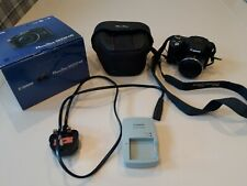 Canon PowerShot SX510 HS 12.1MP Digital Camera - Black