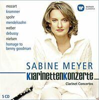 Sabine Meyer - Clarinet Concertos [CD]