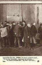 CPA Salon du Petit Palais 1918 3340 J. BÉRAUD - AU CERCLE (217790)