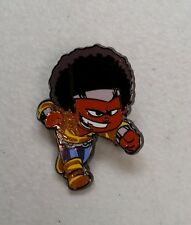SDCC 2016 MARVEL PIN LUKE CAGE SKOTTIE YOUNG