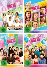 26 DVDs * BEVERLY HILLS 90210 - STAFFEL / SEASON 7 - 10 IM SET # NEU OVP+