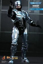 HOT TOYS 1/6 ROBOCOP MMS202D04 DIECAST WITH SOUND EFFECT MASTERPIECE FIGURE