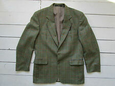 Wool Checked Regular Length Suits & Tailoring for Men