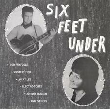 V/A - Six Feet Under LP COMPILATION SEALED NEW / MISSISSIPPI RECORDS rockabilly