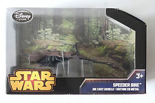 DISNEY STAR WARS DIECAST SPEEDER BIKE - Exclusive BOXED AND UNOPENED