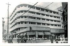 RPPC,Caracas,Venezuela,So.America,Edificio Veroe's,Giorgetti Photo,c.1945-50s