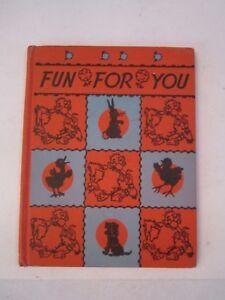 1938 FUN FOR YOU BOOK - BOX WW